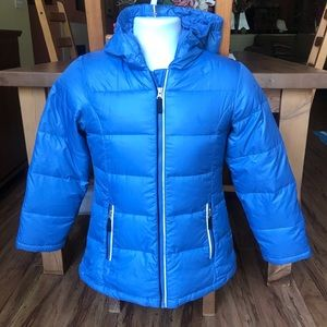 Lands End Kids Ski/Snow Down Jacket